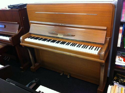 Berry upright piano