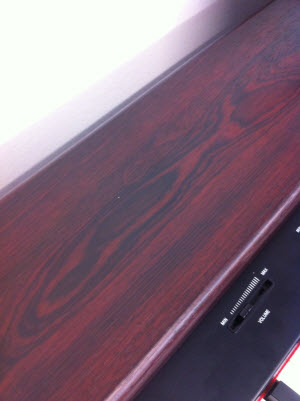 Classenti CDP1 Rosewood Close Up