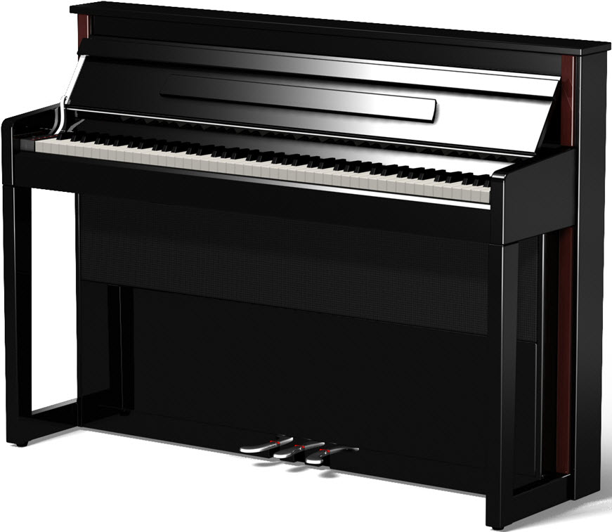 Classenti UD1 in Polished Ebony