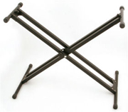 Classenti Double Braced Keyboard Stand