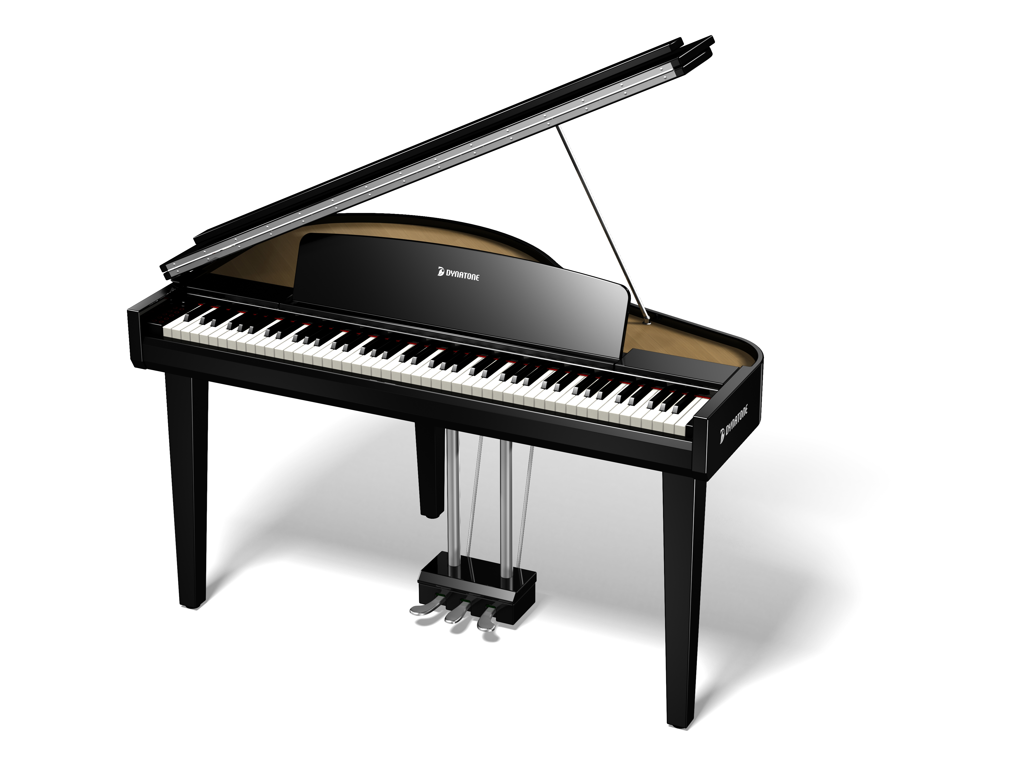 Grand pianos for sale new and second hand Size of baby grand piano