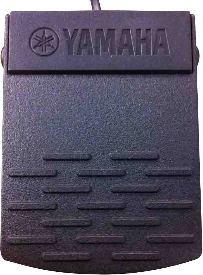 Yamaha P105 Sustain Pedal Of P35 Yamaha Portable Digital Piano Uk Pianos Shop