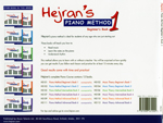Hejran's Piano Method Book 1 Back Cover