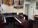 Digital Piano Showroom
